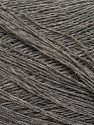 Fiber Content 60% Baby Alpaca, 25% Merino Wool, 15% Nylon, Brand ICE, Grey, Yarn Thickness 1 SuperFine  Sock, Fingering, Baby, fnt2-33707