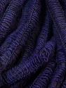 Fiber Content 90% Acrylic, 5% Polyamide, 5% Wool, Purple, Brand ICE, Yarn Thickness 6 SuperBulky  Bulky, Roving, fnt2-34052