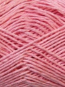 Fiber Content 50% Bamboo, 25% Dralon, 25% Cotton, Pink, Brand ICE, Yarn Thickness 2 Fine  Sport, Baby, fnt2-34212