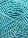 Fiber Content 50% Bamboo, 25% Cotton, 25% Dralon, Light Blue, Brand ICE, Yarn Thickness 2 Fine  Sport, Baby, fnt2-34214