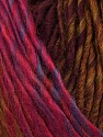 Fiber Content 60% Wool, 40% Acrylic, Pink, Brand ICE, Green, Brown, Blue, Yarn Thickness 4 Medium  Worsted, Afghan, Aran, fnt2-34604