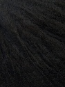 Fiber Content 42% Wool, 38% Acrylic, 20% Polyamide, Brand ICE, Black, Yarn Thickness 4 Medium  Worsted, Afghan, Aran, fnt2-34650