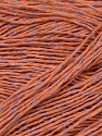 Fiber Content 70% Cotton, 30% Linen, Orange, Lilac, Brand ICE, Yarn Thickness 2 Fine  Sport, Baby, fnt2-34880