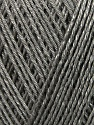 Fiber Content 100% Bamboo, Brand ICE, Grey, Yarn Thickness 2 Fine  Sport, Baby, fnt2-35220