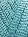 Fiber Content 100% Bamboo, Light Turquoise, Brand ICE, Yarn Thickness 2 Fine  Sport, Baby, fnt2-35223