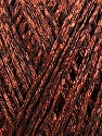 Fiber Content 70% Viscose, 30% Nylon, Brand ICE, Copper, Black, Yarn Thickness 2 Fine  Sport, Baby, fnt2-35488