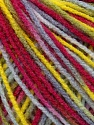 Fiber Content 100% Acrylic, Yellow, Pink, Khaki, Brand ICE, Blue, Yarn Thickness 2 Fine  Sport, Baby, fnt2-35657