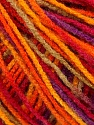 Fiber Content 100% Acrylic, Yellow, Pink, Orange, Lilac, Brand ICE, Yarn Thickness 2 Fine  Sport, Baby, fnt2-35688