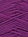 Baby cotton is a 100% premium giza cotton yarn exclusively made as a baby yarn. It is anti-bacterial and machine washable! Fiber Content 100% Giza Cotton, Purple, Brand ICE, Yarn Thickness 3 Light  DK, Light, Worsted, fnt2-35704