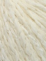 Fiber Content 40% Wool, 30% Paper, 30% Acrylic, Yarn Thickness Other, Brand ICE, Cream, fnt2-35744