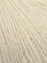 Fiber Content 40% Acrylic, 40% Wool, 20% Mohair, Yarn Thickness Other, Brand ICE, Cream, fnt2-35745