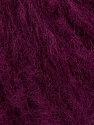 Fiber Content 45% Acrylic, 25% Wool, 20% Mohair, 10% Polyamide, Purple, Brand ICE, Yarn Thickness 4 Medium  Worsted, Afghan, Aran, fnt2-35983
