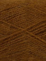 Fiber Content 60% Acrylic, 40% Angora, Brand ICE, Brown, Yarn Thickness 2 Fine  Sport, Baby, fnt2-36136