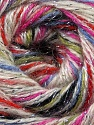Fiber Content 70% Acrylic, 5% Lurex, 25% Angora, White, Red, Pink, Brand ICE, Blue, Black, Yarn Thickness 2 Fine  Sport, Baby, fnt2-36288