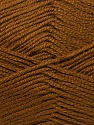 Fiber Content 100% Acrylic, Brand ICE, Brown, Yarn Thickness 2 Fine  Sport, Baby, fnt2-36397