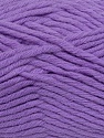 Fiber Content 50% Acrylic, 50% Wool, Lavender, Brand ICE, fnt2-36516