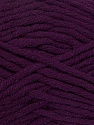 Fiber Content 50% Acrylic, 50% Wool, Maroon, Brand ICE, Yarn Thickness 5 Bulky  Chunky, Craft, Rug, fnt2-36519