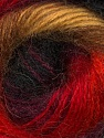 Fiber Content 75% Acrylic, 25% Angora, Red, Orange, Brand ICE, Green Shades, Brown, Yarn Thickness 2 Fine  Sport, Baby, fnt2-36616