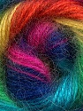 Fiber Content 75% Acrylic, 25% Angora, Yellow, Turquoise, Pink, Orange, Brand ICE, Green, Blue, Yarn Thickness 2 Fine  Sport, Baby, fnt2-36618