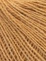 Fiber Content 70% Acrylic, 30% Wool, Light Brown, Brand ICE, Yarn Thickness 2 Fine  Sport, Baby, fnt2-37072