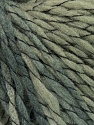 Fiber Content 85% Acrylic, 4% Polyester, 11% Wool, Brand ICE, Green Shades, fnt2-37081