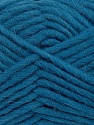 Perfect for felting in the washing machine. Shrinkage about 30%-40% Fiber Content 100% Virgin Wool, Teal, Brand ICE, fnt2-37363