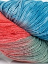In this yarn a 100% Cotton lase yarn is used. Dyeing process is totally hand made with natural plants and NO chemicals were used. For this reason, please be advised that some white parts may remain. Fiber Content 100% Cotton, White, Red, Brand ICE, Grey, Blue, Yarn Thickness 3 Light  DK, Light, Worsted, fnt2-39230