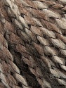 Fiber Content 35% Acrylic, 30% Wool, 25% Alpaca, 10% Polyamide, Brand ICE, Brown Shades, Yarn Thickness 5 Bulky  Chunky, Craft, Rug, fnt2-39727