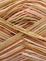 Fiber Content 100% Acrylic, Pink, Khaki, Brand ICE, Brown, Yarn Thickness 2 Fine  Sport, Baby, fnt2-39770