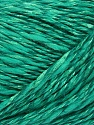 Fiber Content 40% Cotton, 30% Linen, 30% Viscose, Turquoise, Brand ICE, Yarn Thickness 2 Fine  Sport, Baby, fnt2-40357