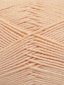 Fiber Content 50% Viscose, 50% Bamboo, Light Salmon, Brand Ice Yarns, Yarn Thickness 2 Fine  Sport, Baby, fnt2-43034