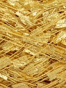 Fiber Content 100% Polyester, Brand Ice Yarns, Gold, Yarn Thickness 4 Medium  Worsted, Afghan, Aran, fnt2-43146