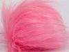 Light Pink 2 Faux Fur PomPoms