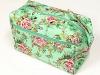 Floral Design Multicolor Yarn Skein Bag