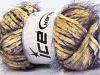 Techno Chenille Yellow Purple