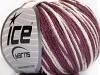 Air Stripes White Maroon