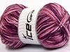 Sale Self-Striping Purple Pink Shades