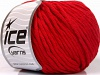 Natural Cotton Bulky Red