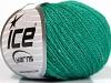Silk Merino Emerald Green