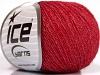 Silk Merino Red