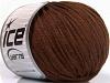 Ribbon Wool Brown