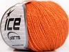 Silk Merino Orange