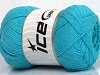 Natural Cotton Air Light Turquoise