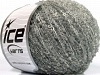 Boucle Merino Extrafine White Grey