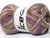 AntiBacterial Magic Lilac Shades Khaki