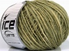 Flamme Wool Light Green Shades
