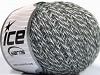 Wool Fine 30 White Grey