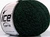 Wool Fine 30 Green Black