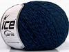 Wool Fine 30 Blue Black