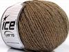 Wool Light Brown Melange